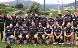 Bastia XV et le championnat de France de Fédérale 3 : C'est fini !