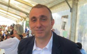 Jean-Christophe Angelini, conseiller exécutif de la Collectivité territoriale de Corse (CTC), président de l'ADEC et leader de l'ex-PNC (Partitu di a nazione corsa).