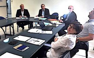 Réunion du bureau de l'ADEC : Individualiser les dossiers d'aide aux entreprises