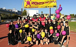 Bastia : Le CAB-Athlétisme à l'heure du Téléthon