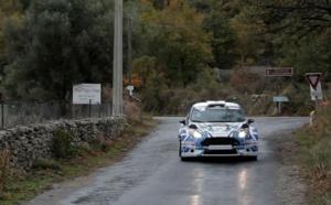 Thomas Argenti-Chokri Rahmani (Skoda Fabia) vainqueurs du Rallye de Balagne