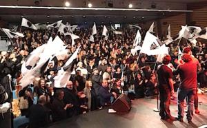 Meeting à Ajaccio : La liste Pè a Corsica veut encore creuser l'écart