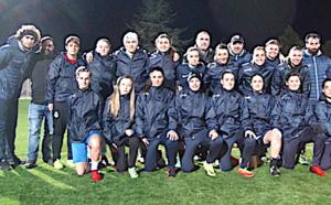 Football féminin : L'Etoile Filante Bastiaise défie Grenoble !