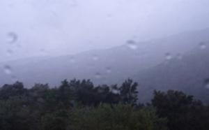 """La Corse-du-Sud en vigilance orange """"pluies, inondations"""""""