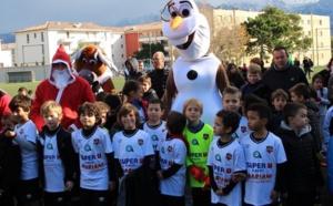 Final en apothéose pour le Challenge de Noël du FC Squadra Calvi