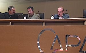 Perspectives économiques et budgétaires à la CAPA : Débat autour des orientations 2018