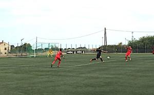 Le FC Bastia-Borgo encaisse un but par mi-temps à Sedan