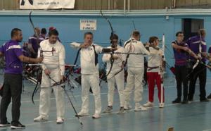 Concours de tir à l'arc en salle le 28  janvier à Calvi