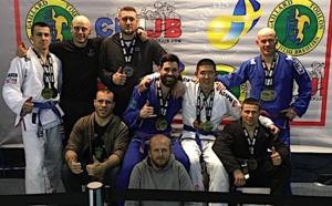 Open de France de Jiu-Jitsu  brésilien à Toulon : Moisson de médailles pour les  corses