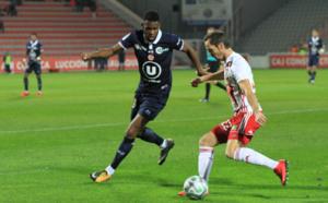 L'ACA cède sur la fin face Reims (1-0)