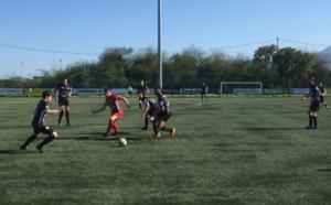 Football N2 : Furiani vainqueur à Borgo respire un peu mieux !