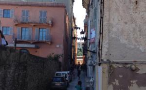 Bastia : Incendie dans un immeuble sur le quai des Martyrs