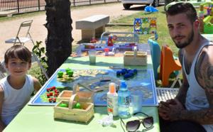 Fête mondiale du jeu à Ajaccio : Jouer forge le lien social