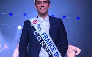 Brice Dacquin Modèle Elégance France 2018