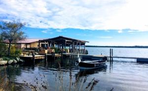 La photo du jour : Au bord de l'étang d'Urbinu