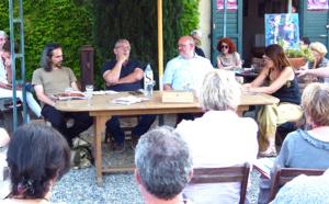Aleria : Vin, art et littérature célébrés Clos d'Orlea