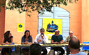 Bastia en fête avec le Festival I Sulleoni