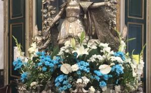 La citadelle en fête pour la Ste Marie