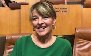 Bianca Fazi, conseillère exécutive en charge de la santé et du social.