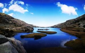 La photo du jour : Superbe  lac de l'Oriente