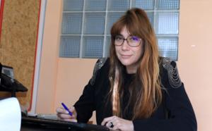 Sarah Flahault, Directrice de l'UDAF 2A depuis mars 2017 / photo : Michel Luccioni