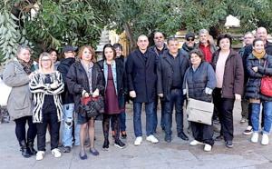 Porto-Vecchio : Les inquiétudes de l'opposition des commerçants et des riverains