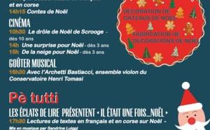Bastia : L'esprit de Noël à L'Alb'Oru