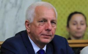 Saveriu Luciani, conseiller exécutif en charge de la langue corse et président de l'Office hydraulique de la Corse.