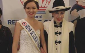 Une Corse sacrée Miss Reine de Coeur France !