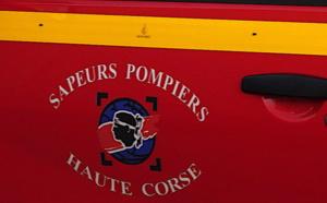 Bastia : Voitures contre un tracteur. Trois blessés légers