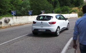 Travaux d'aménagement de la traverse de Funtanone di Vignale : ralentissement de la circulation jusqu'au 2 mars 2019