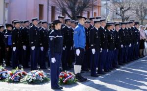 Cérémonie hommage aux gendarmes morts en service ou en mission (Photo Michel Luccioni)
