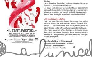 """""""Il était une fois"""", spectacle de contes en version adultes au Théâtre de Bastia"""