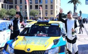 L'indétrônable Paul-Antoine Santoni remporte le 7e Rallye du Pays Ajaccien