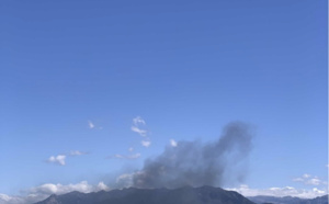 Ajaccio : Un écobuage échappe à la vigilance et provoque un incendie dans la zone industrielle du Vazzio