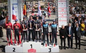 Une arrivée somptueuse à Calvi pour le 62e  Corsica-Linéa - Tour de Corse WRC