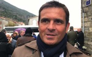 Jean-Martin Mondoloni, président du groupe Per l'Avvene à l'Assemblée de Corse.