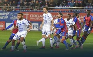 GFCA : Courte défaite à Troyes