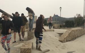 Tempête de sable à Lisula