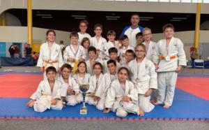 les jeunes licenciés de Porto-Vecchio se sont imposé dans cette Coupe de la Ville de Bonifacio