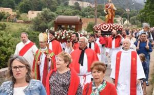 Santa Restituta celebrata sta duminicate in Calinzana
