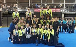 Gymnastique : La belle moisson du  Bastia Team Gym