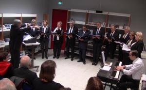 Bastia: moment musical à la bibliothèque patrimoniale