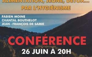 Bastia: L'hygiénisme et les facteurs naturels, thème de deux passionnantes manifestations