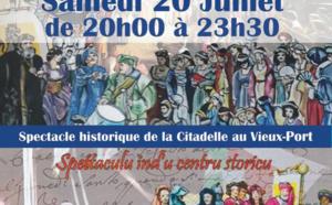 Bastia : Samedi, « A Notte diAMemoria »