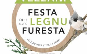Vezzani : a Festa di u Legnu è di a Furesta c'est ce week-end