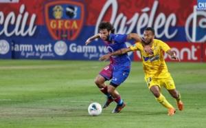 Le GFCA mal récompensé face à Boulogne (0-0)