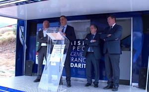 Son siège inauguré en présence de Noël Le Graët : La Ligue corse de football enfin dans ses murs