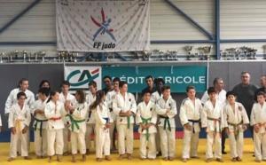 Judo : première journée du championnat de Corse U11