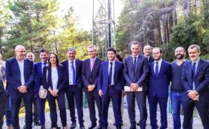 Comité de massif : Le déploiement de la 4G pour connecter l'intérieur, lancé à Tattone
